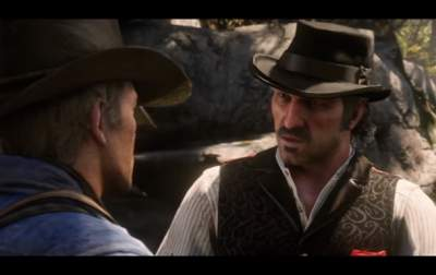 Вышел релизный трейлер Red Dead Redemption 2