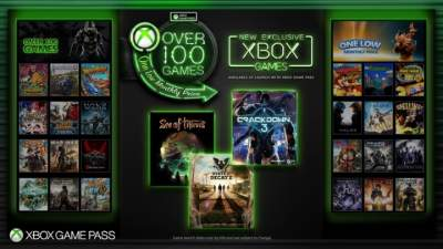 Microsoft планирует запуск Xbox Game Pass на РС