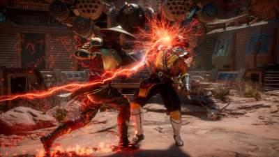Анонсирован файтинг Mortal Kombat 11