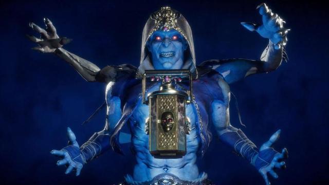 Коллекционер присматривается к вашим органам в новом трейлере Mortal Kombat 11