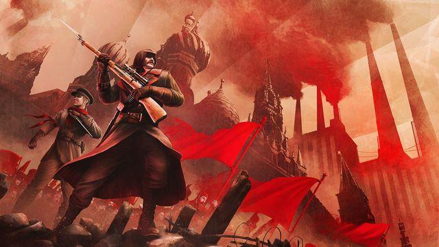 Осенью выйдет графический роман по Assassins Creed про Россию