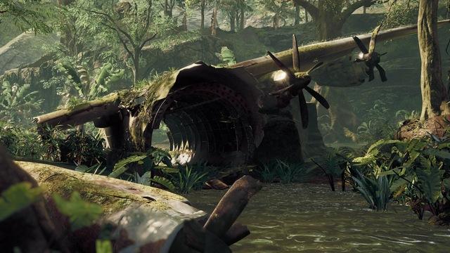 Один Хищник, несколько жертв — подробнее о мультиплеерном экшене Predator: Hunting Grounds