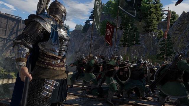 Открытые выходные в Conqueror's Blade пройдут с 12-го по 14 апреля