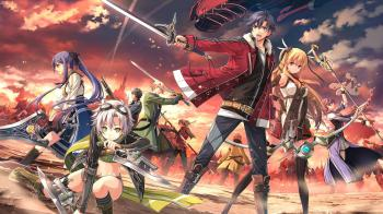 The Legend of Heroes: Trails of Cold Steel II выйдет на PS4 7 июня
