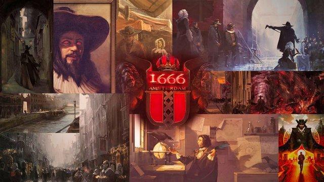 Патрис Дезиле ещё вернётся к 1666: Amsterdam. Скорее всего, разработка игры начнётся с нуля